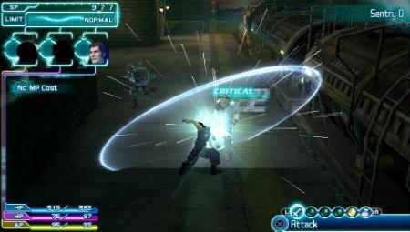Nuevas capturas de 'Crisis Core: Final Fantasy VII'