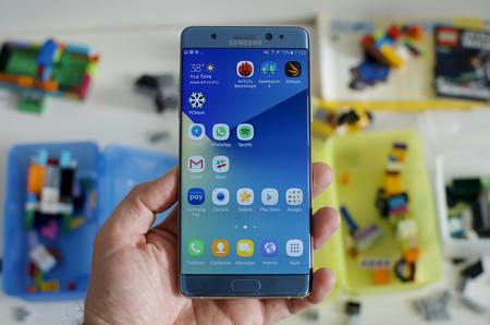 Samsung habría parado la producción del Galaxy Note 7