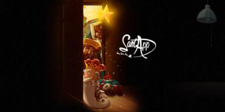 SantApp, la aplicación para recuperar la ilusión de la Navidad