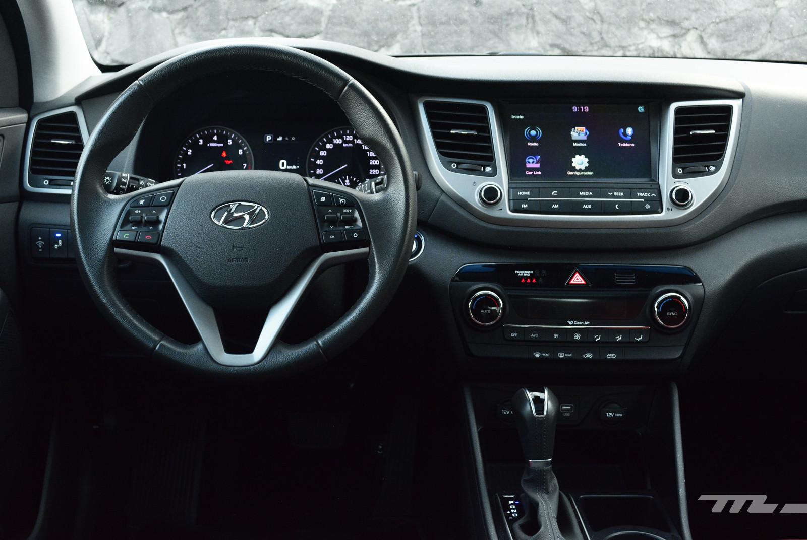 Foto de Hyundai Tucson (Prueba) (8/20)