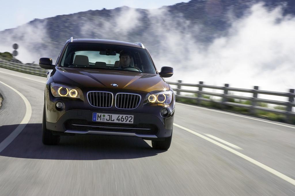 Foto de BMW X1 (82/120)