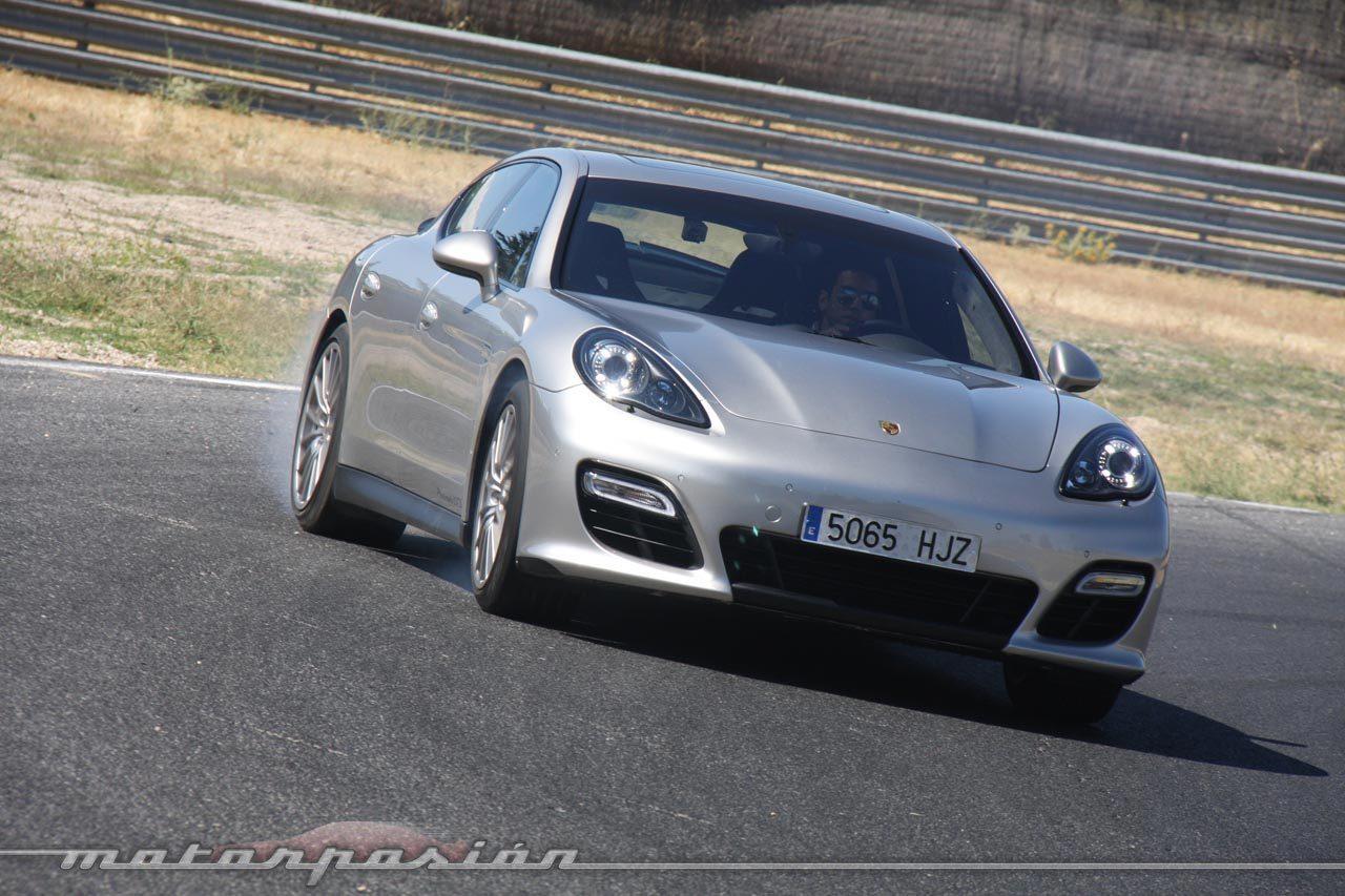 Foto de Porsche Panamera GTS (Prueba) (127/135)
