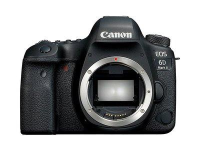 Un poquito más barata todavía: la EOS 6D Mark II de Canon, ahora en eBay por 1.419 euros