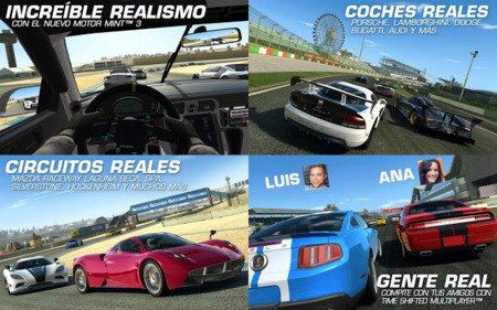 Real Racing 3 para Android