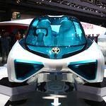Toyota FCV Plus Concept, o la apuesta por un aire más limpio y unas ciudades menos saturadas de coches