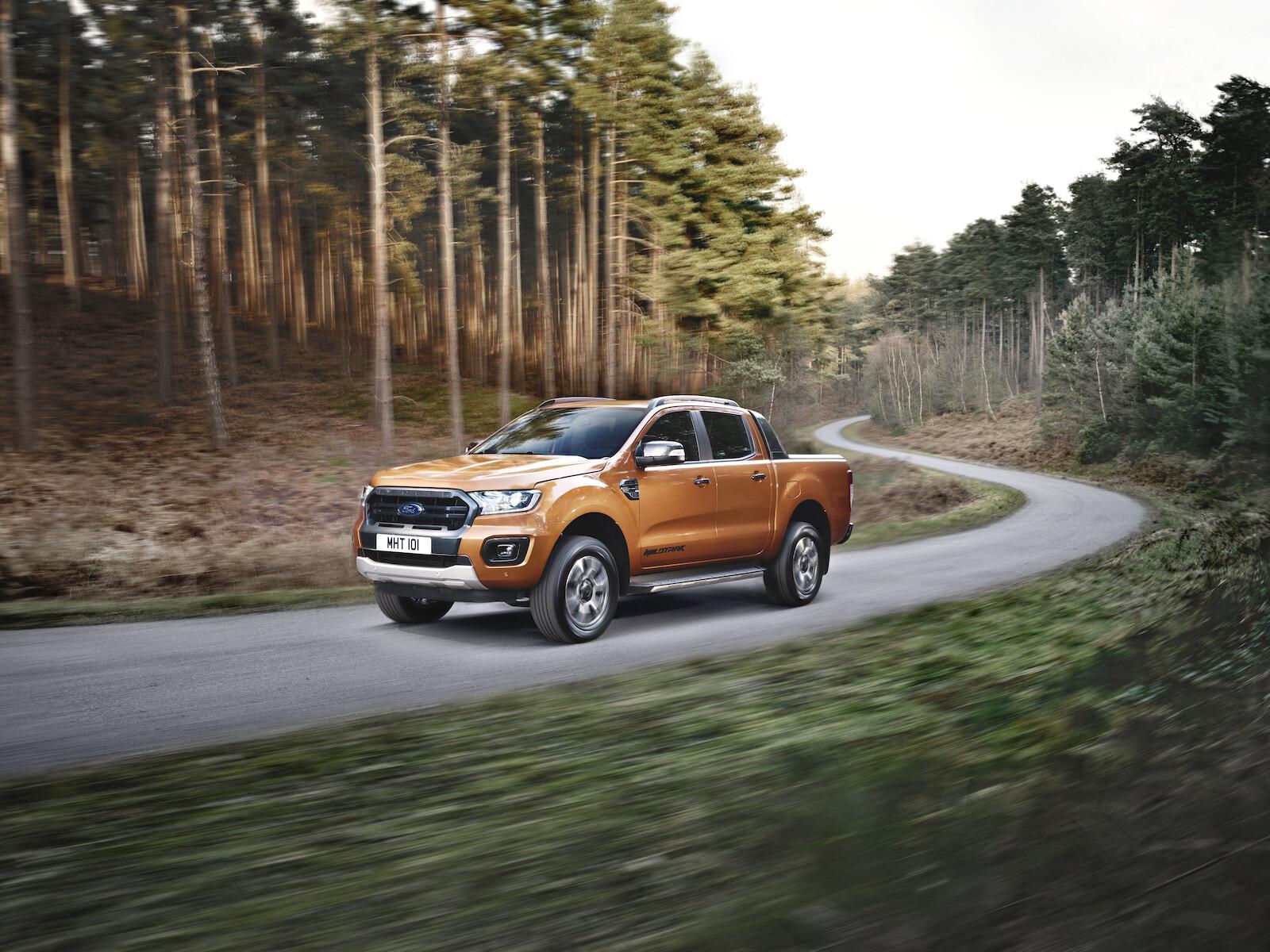 Foto de Ford Ranger Wildtrak 2021 (1/10)