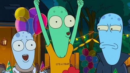 'Solar Opposites' renovada: la nueva serie del cocreador de 'Rick y Morty' tendrá temporada 3
