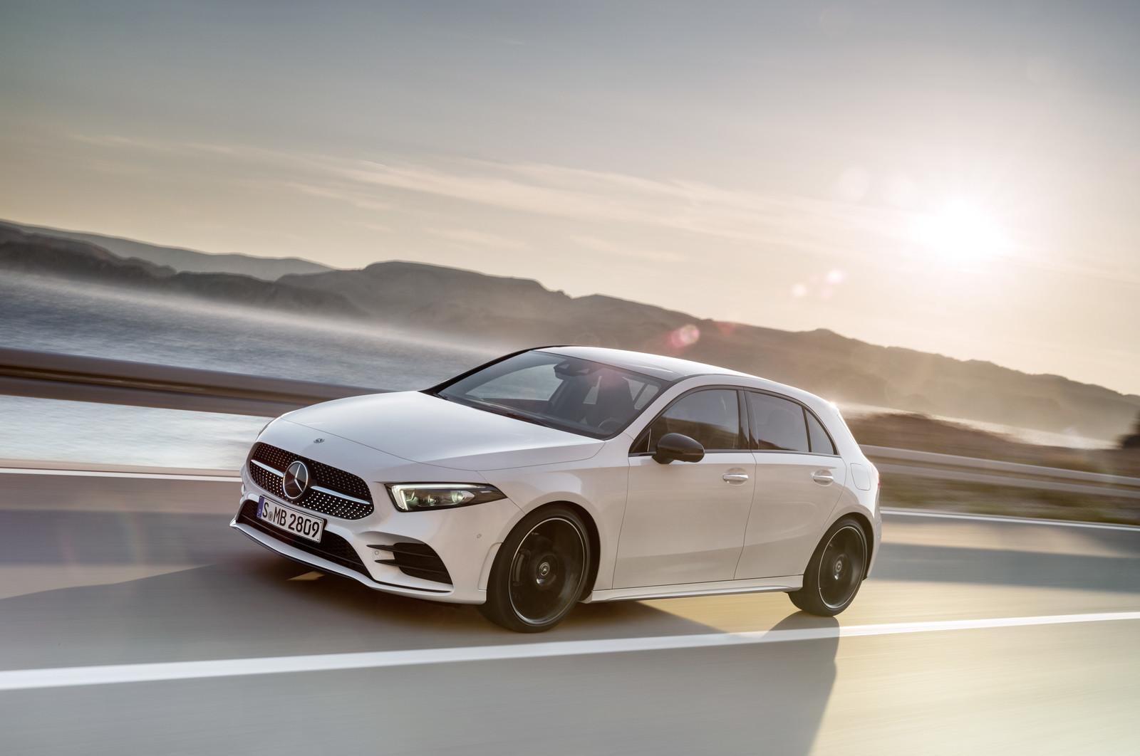 Foto de Mercedes-Benz Clase A 2018 (16/139)