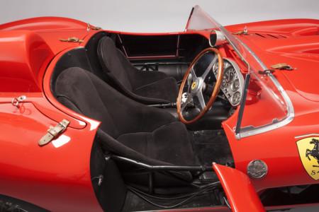 1957 Ferrari 315 335 S Scaglietti Spyer Collection Bardinon 16 C Artcurialphotographechristianmartin