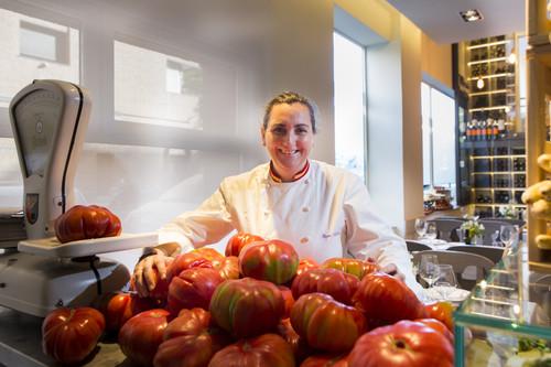 Seis claves para hacer el mejor salmorejo según Pepa Muñoz, la reina del tomate