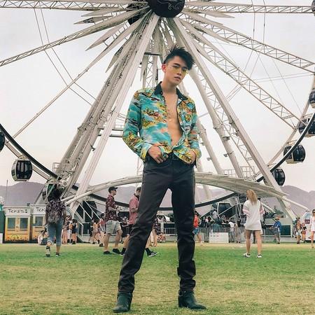 El Mejor Street Style De La Semana Trendencias Hombre Festival 2019 08