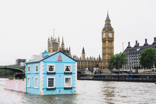 Casa Flotante Airbnb 1