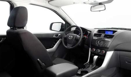 La Siguiente Generacion De La Pick Up Bt 50 De Mazda No Sera