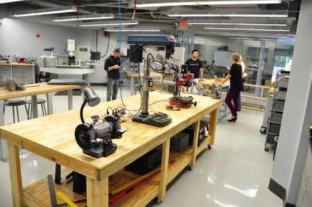 Fab Lab: el espacio para fabricar (casi) toda clase de cosas