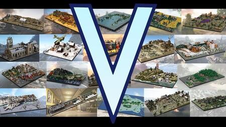 Este fan de Battlefield está recreando en LEGO los mapas más emblemáticos del multijugador, y el resultado es espectacular