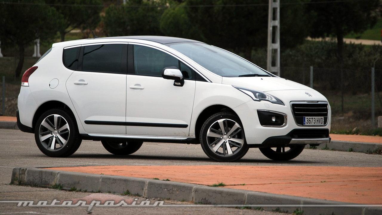 Foto de Peugeot 3008 y 5008 2014 (presentación) (2/22)