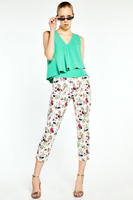 Pantalones Flores Sfera