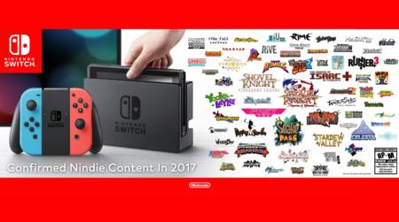 Nintendo Switch Presenta Su Lista De Juegos Indie Para 2017