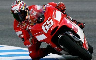 Capirossi rechaza la oferta de renovación de Ducati