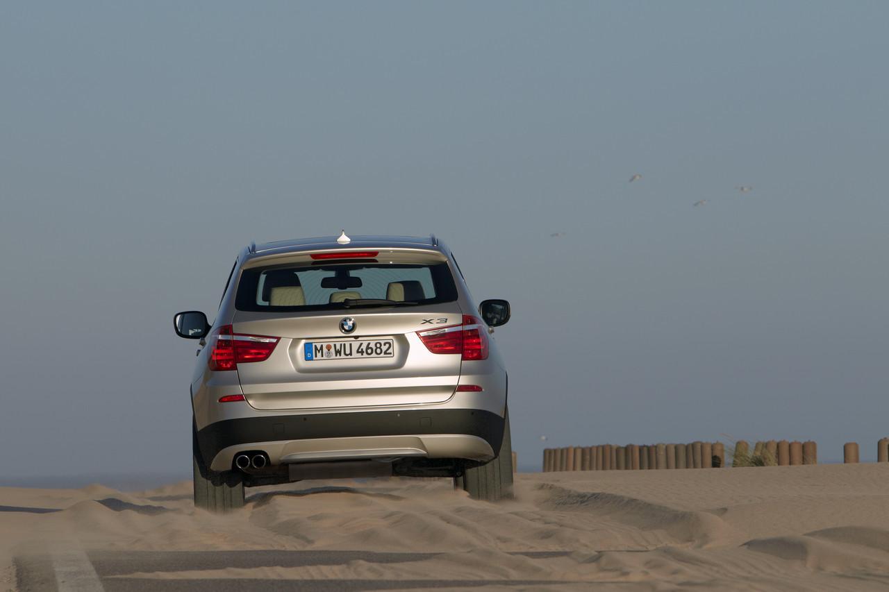 Foto de BMW X3 2011 (71/128)