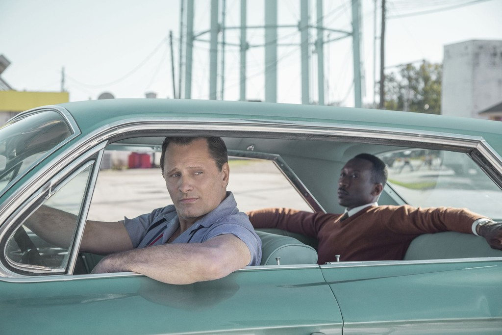 'Green Book': a small jewel with two actors in a state of grace
