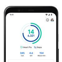 Google Fit renueva su interfaz y añade nuevas tarjetas para relojes Wear OS