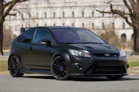 ¿Quién da más? Este inmaculado Ford Focus RS500 será subastado a finales de este mes