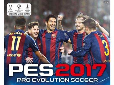 El Barcelona es el nuevo fichaje de PES 2017 y nos lo presumen en su tráiler