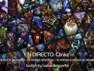 """Clinkz en directo con la sección """"Dota 2 de la A a la Z"""" a las 22:00 horas (las 15:00 horas en Ciudad de México) [Finalizado]"""