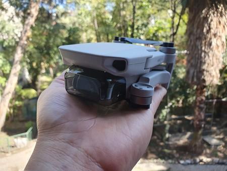 Dji Mavic Mini Analisis Mexico Diseno Tamano