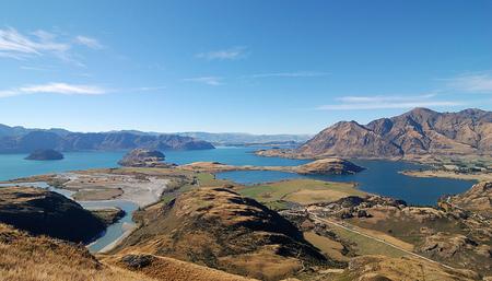 Nueva Zelanda: Lago Wanaka y Parque Nacional Mt. Aspiring