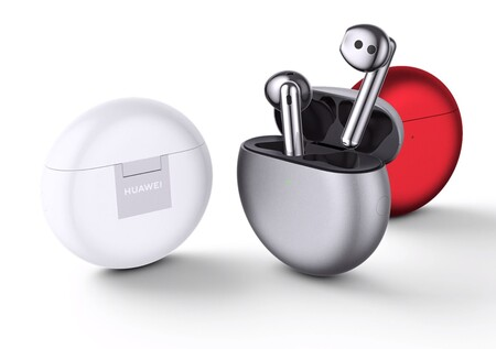 Huawei FreeBuds 4, los nuevos audífonos con cancelación de ruido ahora analizan el eco dentro de tu oído para mejorar el sonido