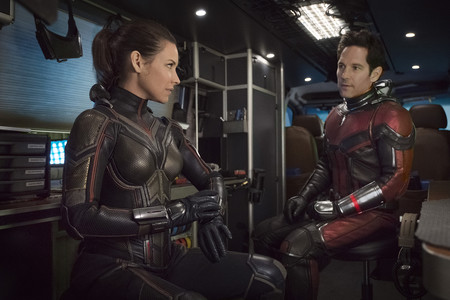 Antman And The Wasp Marvel