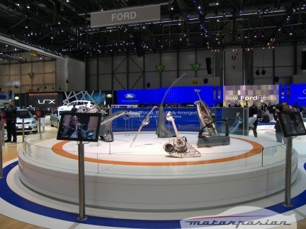 Ford Kuga en el Salón de Ginebra y otras novedades de Ford