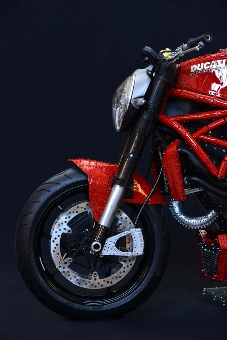 Ducati Monster 1200s By Meccanodsc 14151