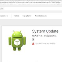 """Un spyware disfrazado de """"actualización del sistema"""" pasó tres años en la Play Store siendo instalado por millones"""