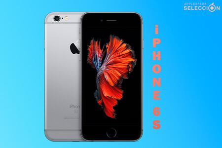 """Phone House deja el veterano iPhone 6s reacondicionado por 119 euros: actualizable a iOS 15, cámara de 12 MP 4K y pantalla de 4,7"""""""