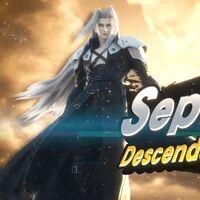 Sephiroth de 'Final Fantasy VII' será el nuevo personaje de 'Super Smash Bros. Ultimate', disponible este mismo mes