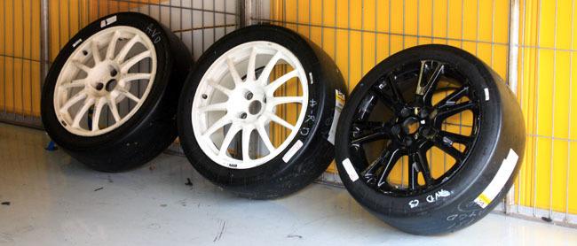 Neumáticos Dunlop de competición