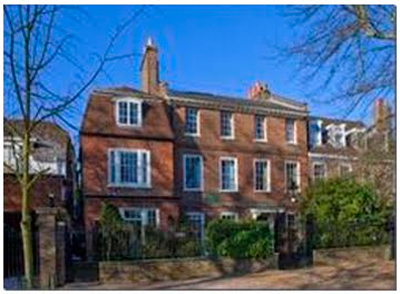 Las Casas de los Famosos: Kate Moss
