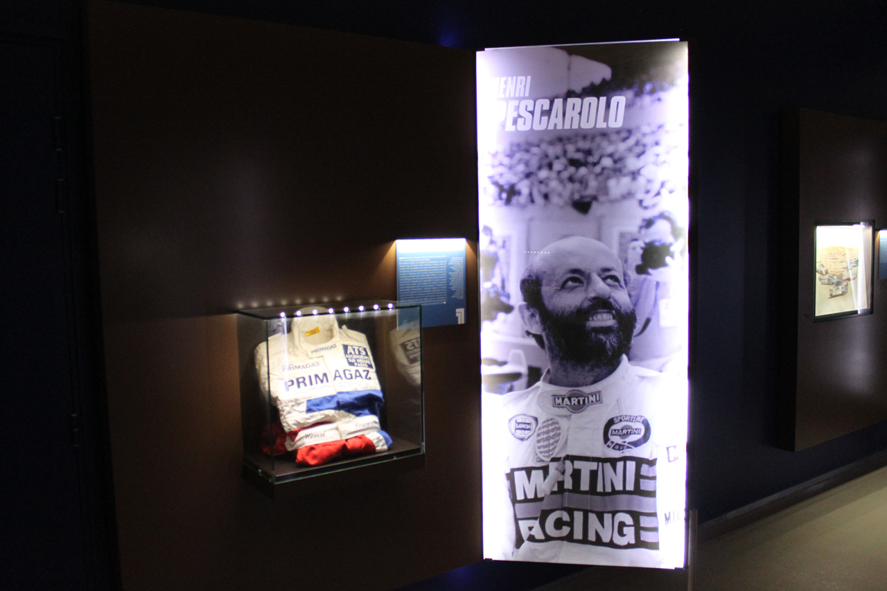 Foto de Museo 24 horas de Le Mans (128/246)