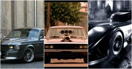 ¡Seguro los recuerdas! Estos son los 10 autos más famosos del cine