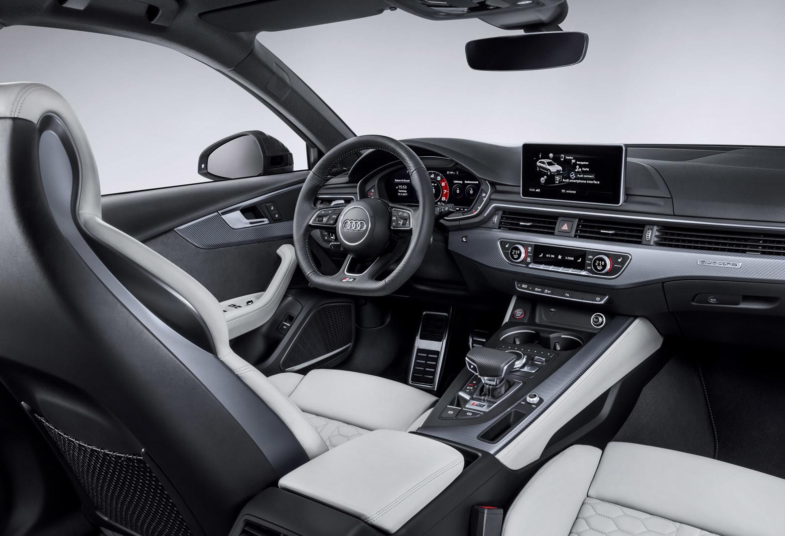 Foto de Audi RS4 Avant 2018 (21/23)