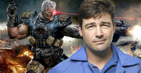 Cable y Kyle Chandler