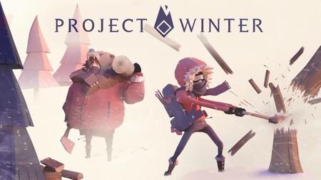 Project Winter, una especie de Among Us de supervivencia en la nieve, llegará a Xbox Game Pass a finales de enero