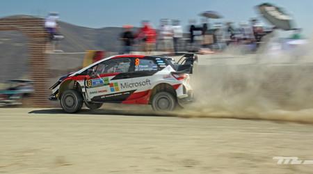 yARIS WRC 2019 MEXICO