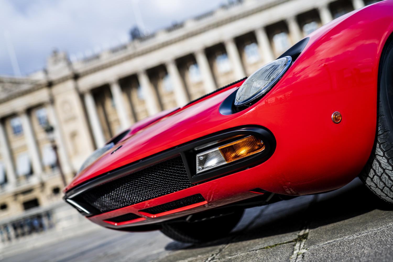 Foto de Lamborghini Miura SV de Jean Todt (33/37)