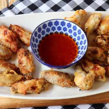 Alitas de pollo fritas a la vietnamita: simplemente, las mejores que vas a probar