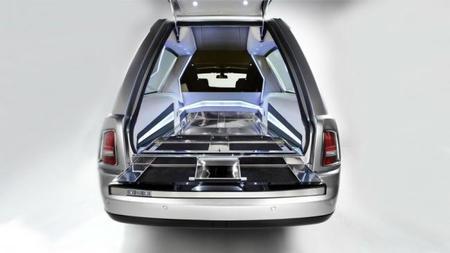 Rolls-Royce Phantom funebre 2
