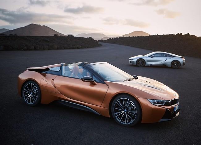 BMW i8 Coupé y Roadster 2019: Precios, versiones y equipamiento en México